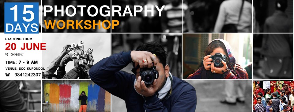 15 Days Photography Workshop at School of Creative Communication