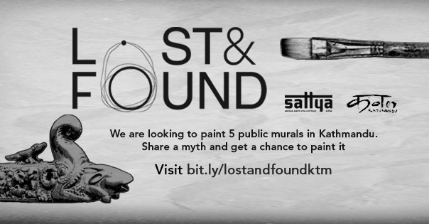 Lost & Found: Myths into Mural
