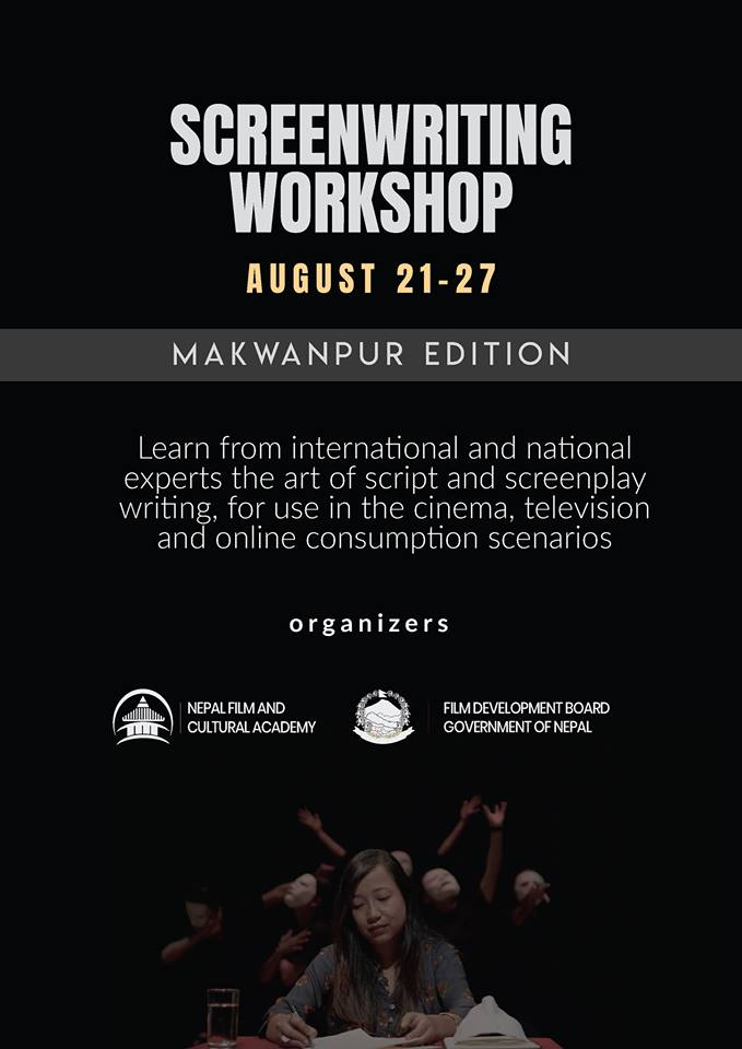Screenwriting Workshop 2019