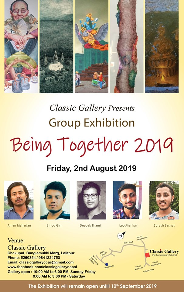 Being Together 2019