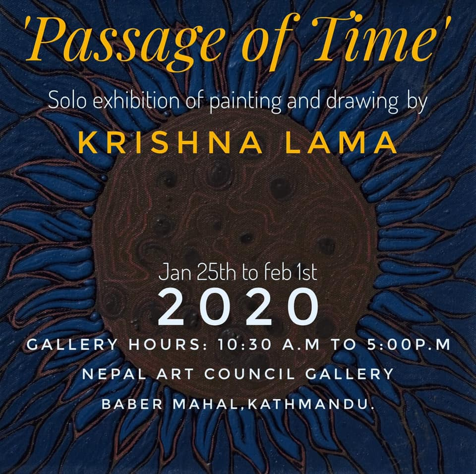 Passage of Time – Solo Exhibition of Painting & Drawing