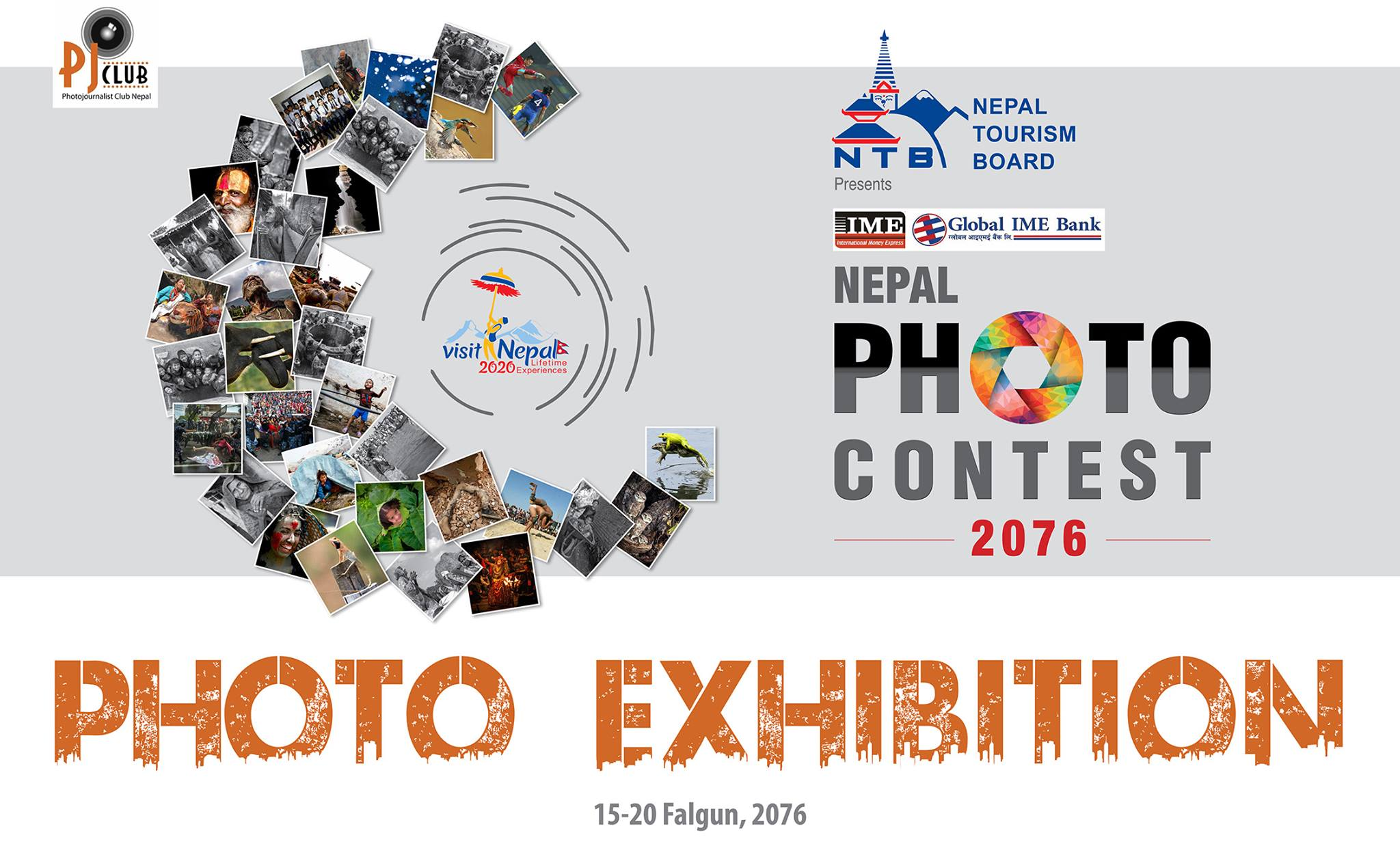 Nepal Photo Contest Exhibition 2076