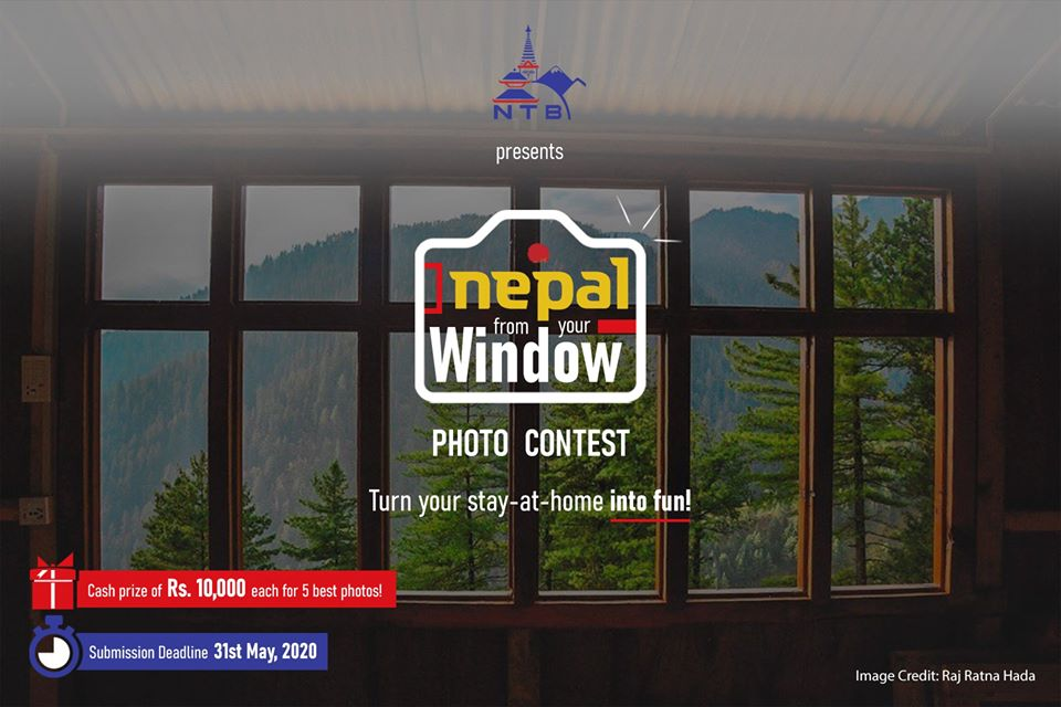 """Nepal From Your Window"" Photo Contest"