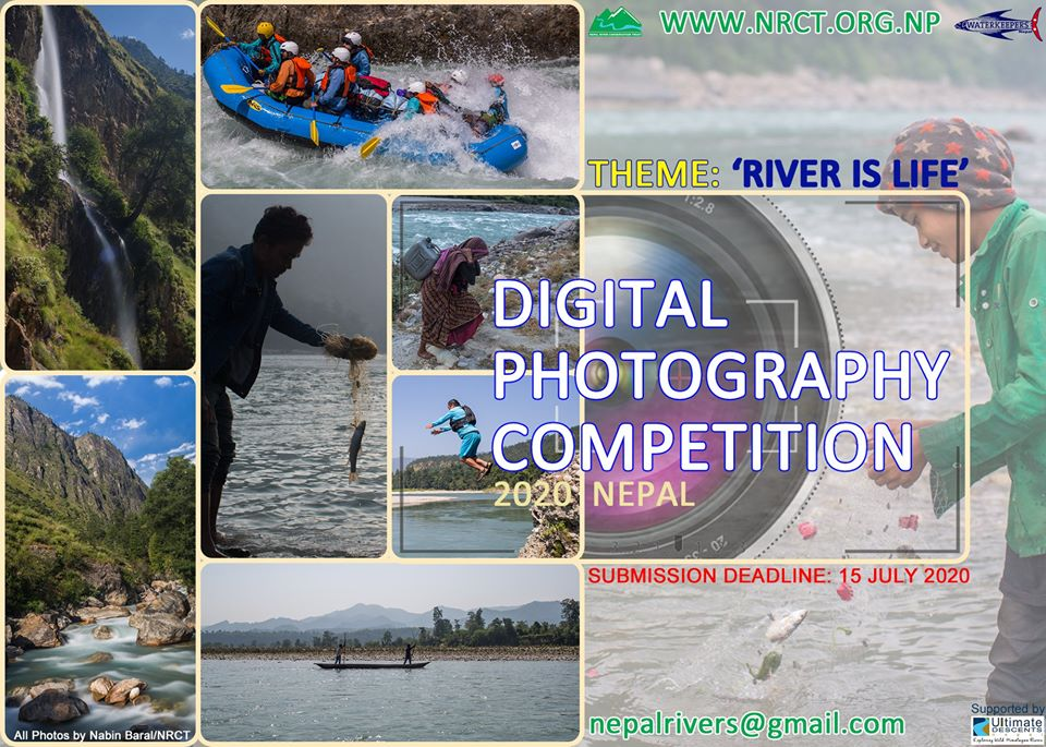 """River is Life"" – Digital Photography Competition 2020 